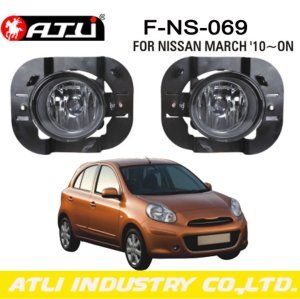 Replacement LED fog lamp for NISSAN MARCH '10-ON
