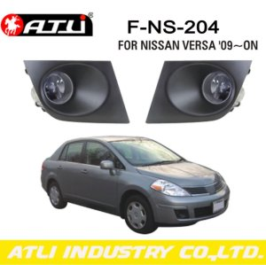 Replacement LED fog lamp for NISSAN VERSA '09-ON