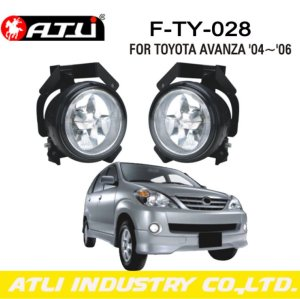 Replacement LED fog lamp for Toyota Avanza '04~'06