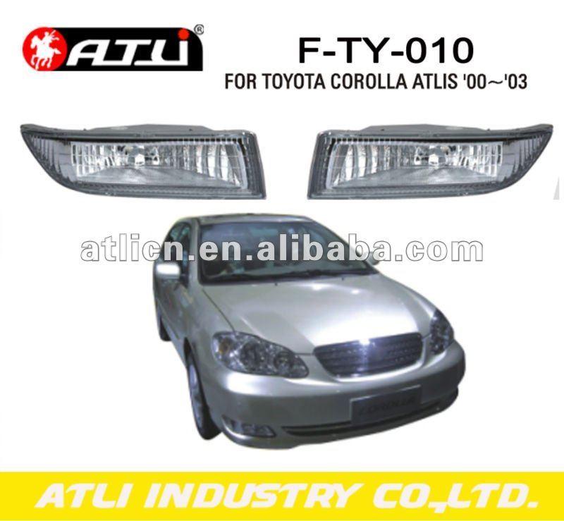 fog lamp for toyota corolla atlis '00~'03