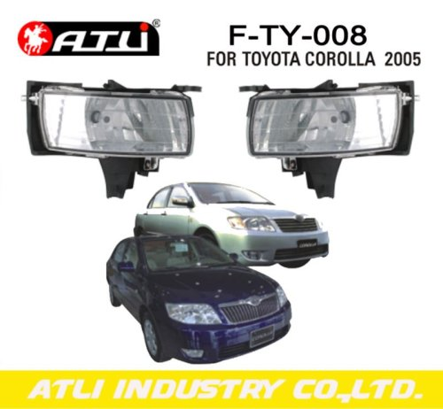 Replacement LED fog lamp for Toyota Corolla 2005