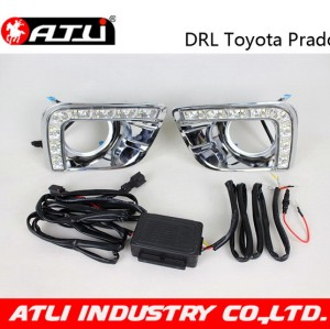 Adjustable useful day lights for toyota prado led drl