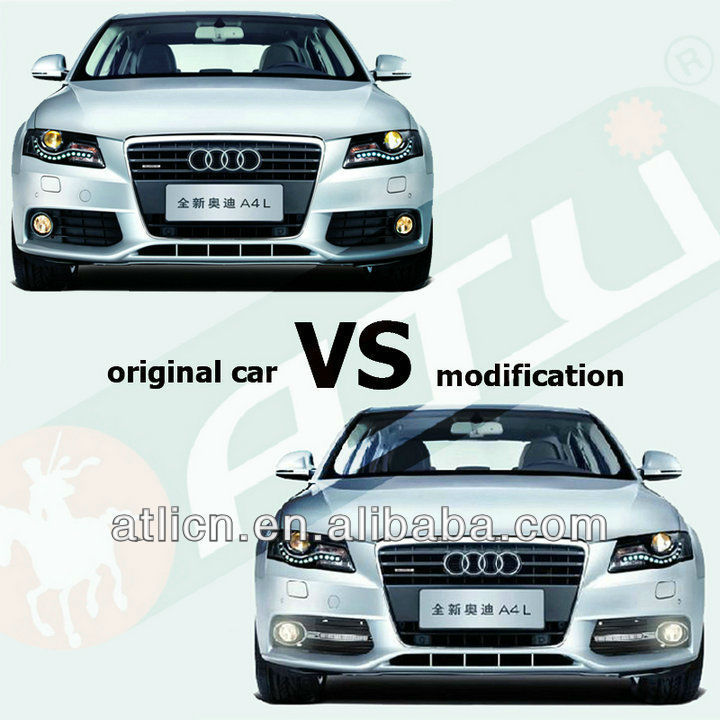 LED Daytime running light AUDI A4L DRLS