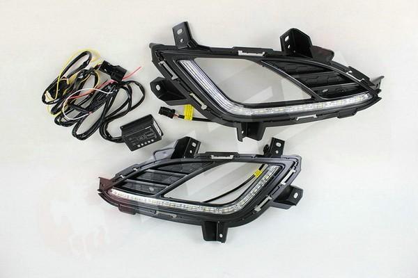 Adjustable powerful auto led day light