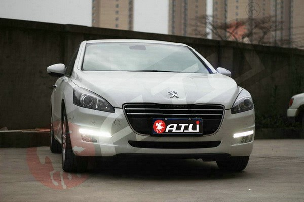 2013 new low price led drl for peugeot