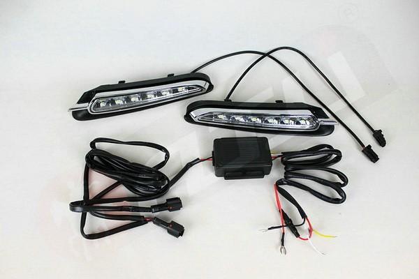 Adjustable high power cheap daytime running light
