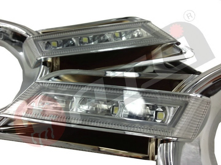 Adjustable fashion car led turning signal drl