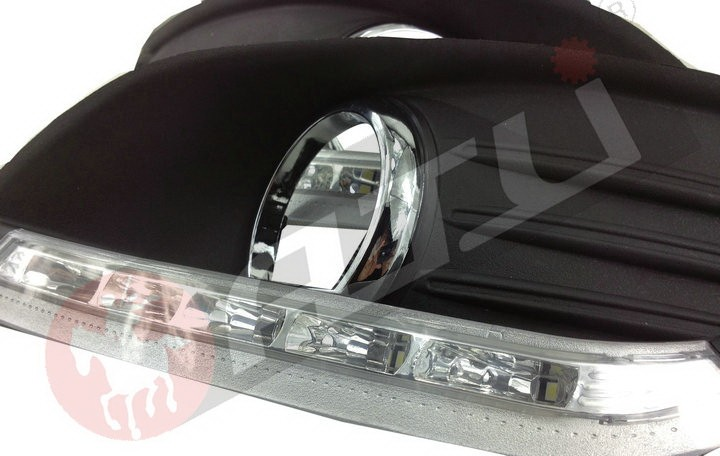 2014 led motorcycle headlight led drl day running light