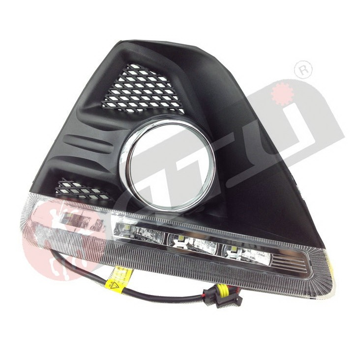 Adjustable high performance drl e4 rl00 12v led lights