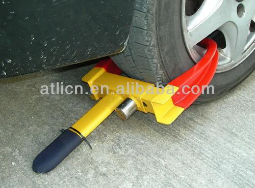 High-quality Factory Price Car wheel lock/clamp anti-theft