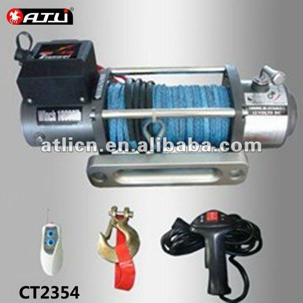 Multifunctional belt winch electric winch capstan winch