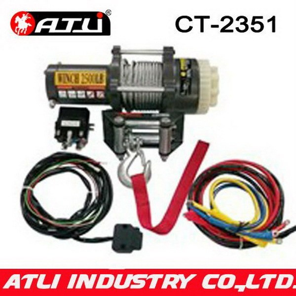 Hot sale qualified electric pulling winch