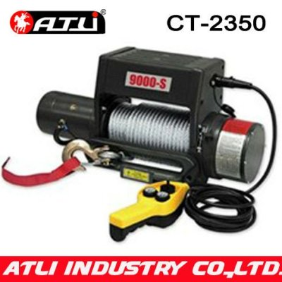 High quality hot-sale Electric Winch CT2350,12v electric winch