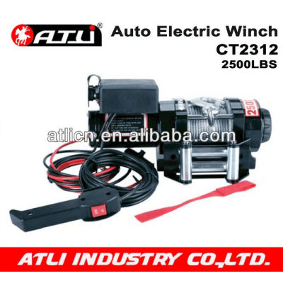 High quality new model 12v electric winch CT2312