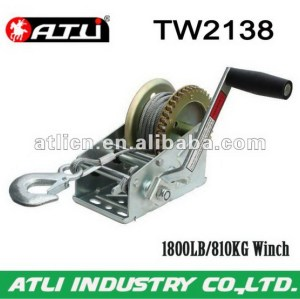 High quality hot-sale pneumatic air winch TW2138,hand winch
