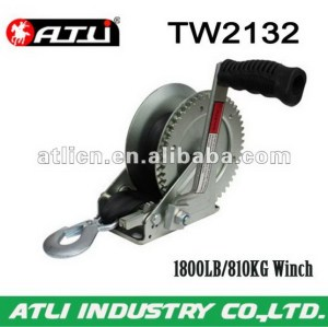 High quality hot-sale trailer winch TW2132,hand winch