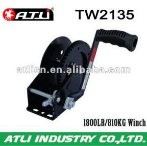 High quality hot-sale hydraulic winch TW2135,hand winch