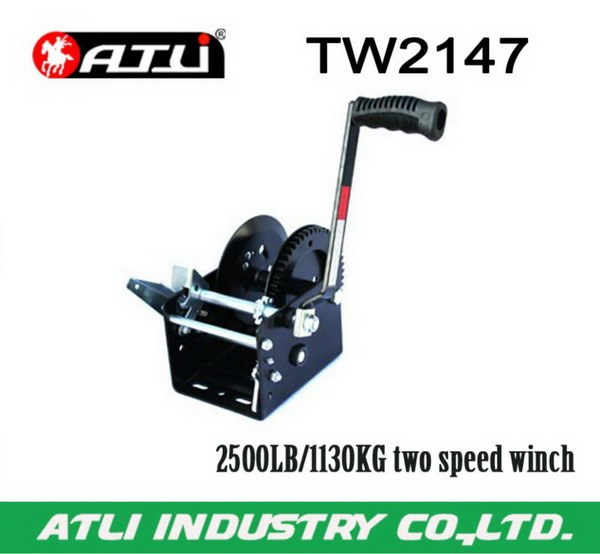 Best-selling high power cable hand winch