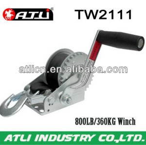 High quality hot-sale Trailer Winch TW2111,hand winch