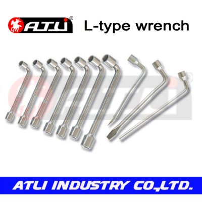 Practical and good quality car reparing wrench L-TYPE WRENCH,wrench set