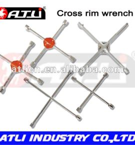 Practical and good quality car repairing wrench,cross wrench