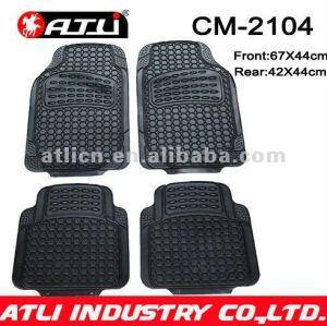 Universal Type Easy Wash rubber car mat CM-2104,personalized rubber car mats