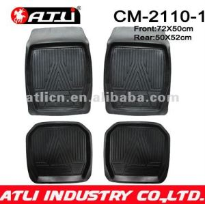 Universal Type Easy Wash rubber car mat CM-2110-1,personalized rubber car mats