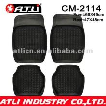 Universal Type Easy Wash rubber car mat CM-2114,unique car mats