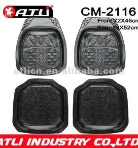 Universal Type Easy Wash rubber car mat CM-2116,unique car mats