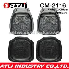 Universal Type Easy Wash rubber car mat CM-2116,unique car mats