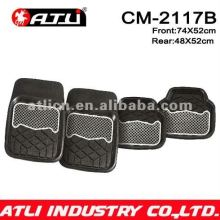 Universal Type Easy Wash rubber car mat CM-2117B,unique car mats
