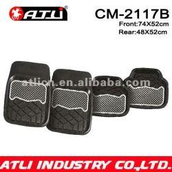 Universal Type Easy Wash rubber car mat CM-2117B,unique car mats