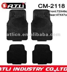 Universal Type Easy Wash rubber car mat CM-2118,unique car mats