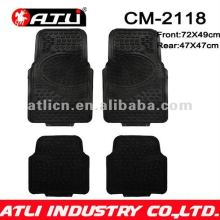 Universal Type Easy Wash rubber car mat CM-2118,unique car mats