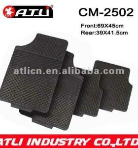 Universal Type Easy Wash Rubber Car Mat CM-2502