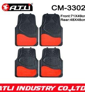 High quality hot-sale Carpet rubber composite car mat CM-3302