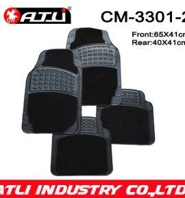 High quality hot-sale Carpet rubber composite car mat CM-3301-2