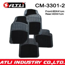 High quality hot-sale Carpet rubber composite car mat CM-3301-2
