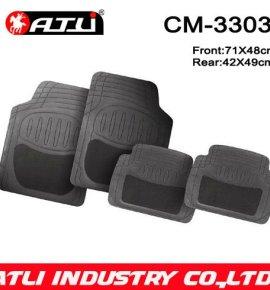 High quality hot-sale Carpet rubber composite car mat CM-3303