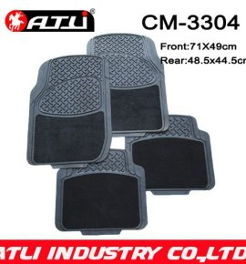 High quality hot-sale Carpet rubber composite car mat CM-3304
