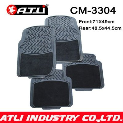 High quality hot-sale Carpet rubber composite car mat CM-3304
