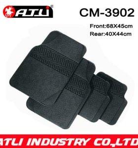 High quality hot-sale Carpet rubber composite car mat CM-3902