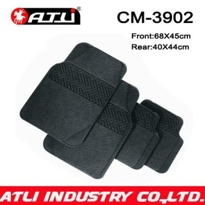 High quality hot-sale Carpet rubber composite car mat CM-3902