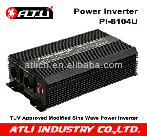 TUV Approved Modified Sine Wave Power Inverter Power Supplies Electrical Supplies DC Converters