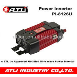 C ETL US Approved Modified Sine Wave Power Inverter Power Supplies Electrical Supplies DC Converters