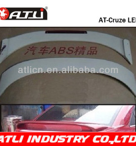 High quality stylish rear spoiler rear wing for Cruze LED AT-Cruze LED