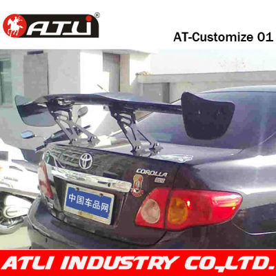 High quality stylish Rear Spoiler rear wing For Customize AT-Customize