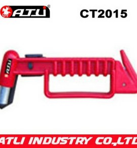 Practical and good quality car emergency hammer CT2015,emergency glass hammer