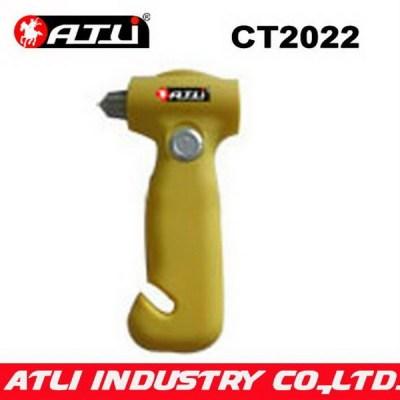 Practical and good quality emergency glass hammer flashlight CT2022,emergency glass hammer