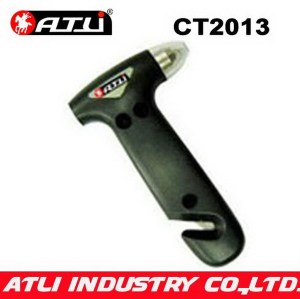 Practical and good quality emergency hammer belt cutter CT2013,bus emergency hammer
